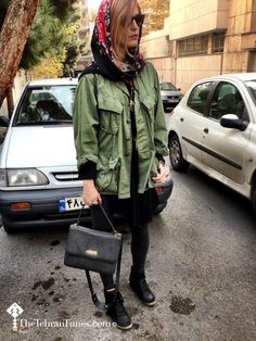 Iranian Women Find Stylish Ways to Abide by the Government's Strict Dress Code - My Modern Metropolis