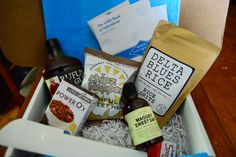 Mary's Secret Ingredient Summer 2015 – Should I buy this box? Delta Blues, Little Books, Summer 2015, Mary, News, Box, Sweet, Gourmet, Candy