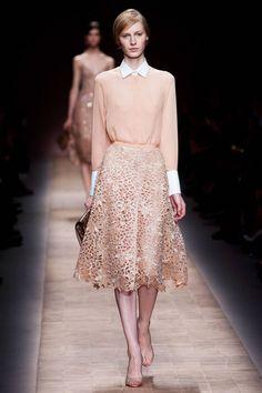 Valentino Spring 2013 RTW Collection - Fashion on TheCut