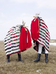 Post with 103 votes and 110921 views. Shared by smouko. Traditional & Ceremonial Pagan Costumes of Europe Tribal Costume, Folk Costume, Charles Freger, Pagan Festivals, Costume Design, Insta Art, Whimsical, Winter Hats, Europe