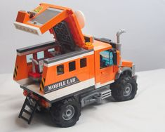Lego Unimog, Lego Memes, Lego Truck, Lego Army, Lego Speed Champions, Lego Craft, Lego Vehicles, Lego System, Lego Minifigs