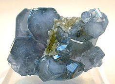 Fluorapatite with Siderite - Portugal