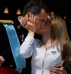 Felipe VI proclamado rey en el Congreso de los Diputados