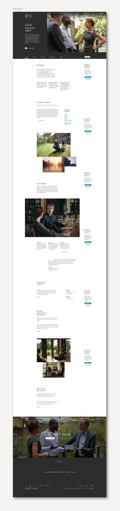 Framework | Hult International Business School on Behance