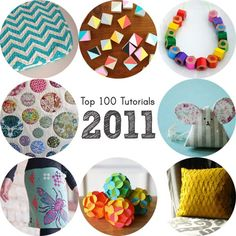 100 Top Tutorials « thelongthread.com