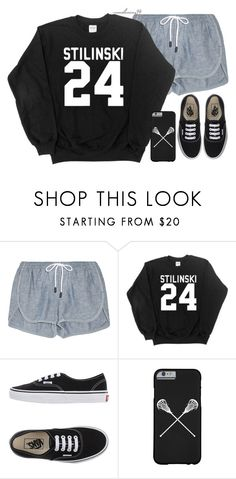 """""""In Honour Of Teen Wolf Season 5b"""" by avonsblessing94 ❤ liked on Polyvore featuring rag & bone and Vans"""