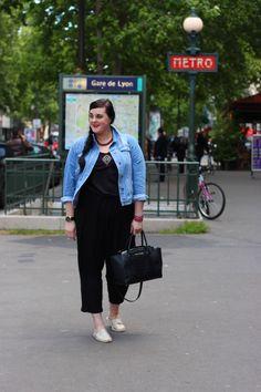 Anaïs Pénélope | Blog mode ronde, grande taille, plus-size fashion blog, fatshion.: Summer vibe