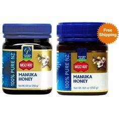Manuka-Health-MGO-400-Plus-250-g-8-8-oz-Honey-2-Packs-106-Exp-3-20-4-20-IHI
