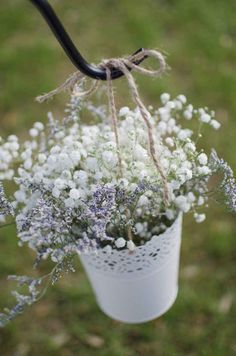 Beautiful flowers + Skurar pots = a perfect pair.
