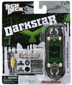 Tech Deck Darkstar Fingerboard by Atamaii.com, via Flickr