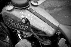 pinterest.com/fra411 #classic #motorbike #indian