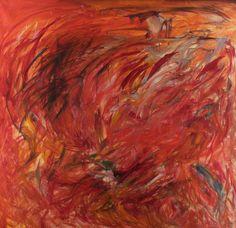 Exposition Art Blog: Lyrical abstraction Orhon Mübin