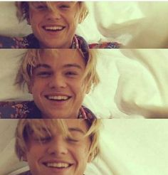 Leonardo Dicaprio Romeo and Juliet. I felt like him wen young couse he role moddel