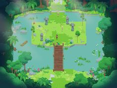 Wayward Tide - by Chucklefish looks amazing can't wait to play - jungletb