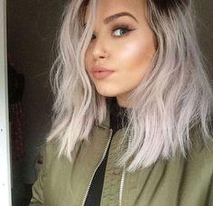 Grey, Silver hair Dye