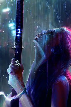ArtStation - She Update, by Jacek Babinski More Characters here.
