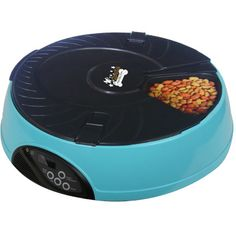 The Cat's Meow 6-Meal Pet Feeder - $33.95
