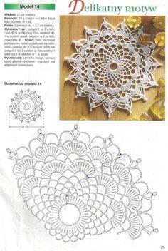 Crochet Leaf Patterns, Crochet Leaves, Crochet Circles, Christmas Crochet Patterns, Crochet Doily Patterns, Crochet Art, Crochet Diagram, Thread Crochet, Crochet Doilies