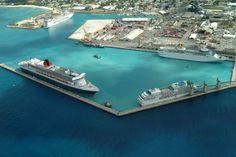 Bridgetown Barbados Cruise Ship Port