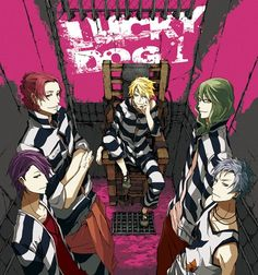 Lucky Dog 1 Blast 6 - http://www.kingsmanga.net/lucky-dog-1-blast-6/
