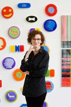 Beverly Fishman »Glass Artist - Habatat Galleries