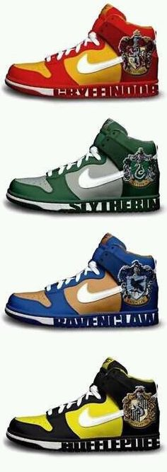 @Lindsay Dillon Dillon Dillon cosby THERE ARE HARRY POTTER NIKE SHOES. MY LIFE IS NOW COMPLETE