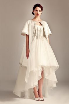 Aralia wedding dress by Temperley London Fall 2014 bridal