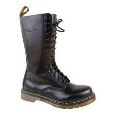56c0e7e8f2fe4c Dr. Martens - Women s 1914 14-Eye Boots - Black