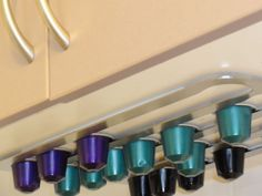 Nespresso Coffee Pods Holder by FeoArt FNS-36 stainless steel pods capsules rack