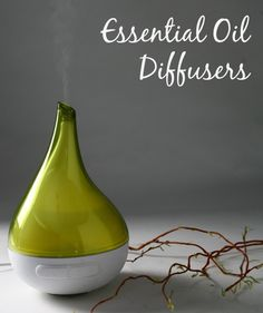 For my wish list - an essential oil diffuser! Not a fan of the first one, but the second two look good!