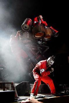 Slipknot's Knotfest at Somerset Amphitheater, 8/18/12
