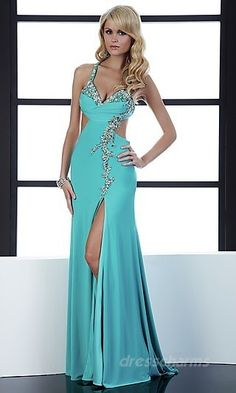 I like this but I wouldn't wear it, its too revealing
