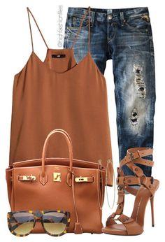 highfashionfiles Everyday Look photo Stylish Outfits, Cute Outfits, Fashion Outfits, Womens Fashion, Fashion Tips, Looks Jeans, Everyday Look, Jean Outfits, Spring Summer Fashion
