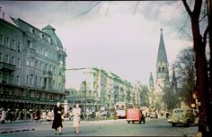 Color Photos of Berlin from 1941-42