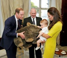 Royal family photo album: Prince William, Kate Middleton and their children Prince George and Princess Charlotte Prince George Alexander Louis, Kate Middleton Prince William, Prince William And Catherine, William Kate, King William, Pippa Middleton, King George, Princesa Kate, Baby George