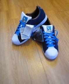 Adidas Originals Def Jam x Method Man Superstar II PT Trainer