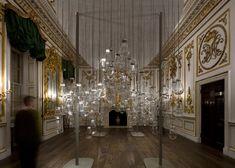 Curiosity Cloud installation by Mischer'Traxler at London Design Festival » Retail Design Blog