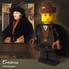 LEGO Figures of Famous People   PlanetOddity.com