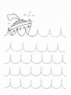 motricidad fina- de aqui y de alla – Marcia Evelin Solange Darmazo Araujo – Picasa Уеб Албуми Preschool Writing, Preschool Learning Activities, Free Preschool, Writing Activities, Tracing Worksheets, Alphabet Worksheets, Kindergarten Worksheets, Worksheets For Kids, Pre Writing