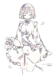 Kunst Inspo, Art Inspo, Fantasy Kunst, Fantasy Art, Pretty Art, Cute Art, Blood Wallpaper, Anime Drawing Styles, Character Design Inspiration