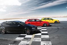 MB Design KV2 auf dem Audi A3