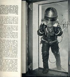 Stratosphere suit - 1941