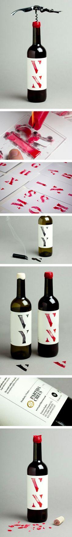 PARTIDA CREUS Wines Limited Edition by Lo Siento #taninotanino #vinosmaximum