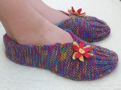 Hausschuhe, Socken, Huttenschuhe Bed Socks, Knitting Patterns, Slippers, Ballerinas, Streetwear, Google, Fashion, Scrappy Quilts, Author
