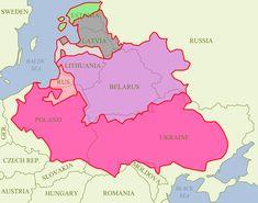 Polish–Lithuanian Commonwealth | File:Polish-Lithuanian Commonwealth (1619).png - Wikipedia, the free ...