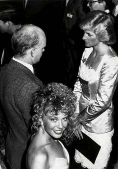 1988-01-26 Diana and Charles at the Royal Bicentennial Concert, Sydney Entertainment Centre