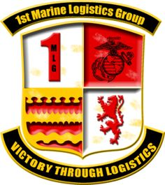 "1st Marines Logistics Group ""Victory through Logistics"", Camp Pendleton"