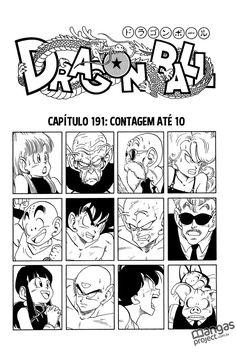 Ler mangá Dragon Ball - Capítulo 191 online