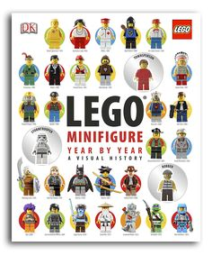LEGO Minifigure Year by Year: A Visual History Hardcover add to my favorites Penguin Group (USA) $27.99