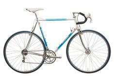 Boschetti Steel Vintage Road Bike - 1982, Large | The Pro's Closet